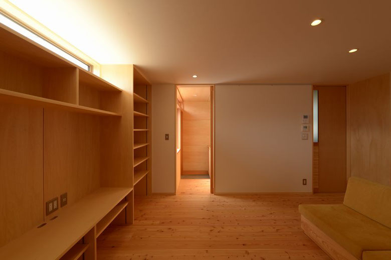安曇野市 長野県 松本市 建築家 news設計室 丸山和男 大町市 完成見学会 オープンハウス 住宅設計 小住宅