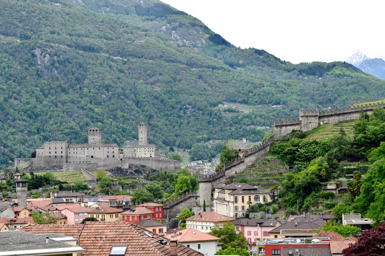 What to Do in Ticino - Bellinzona