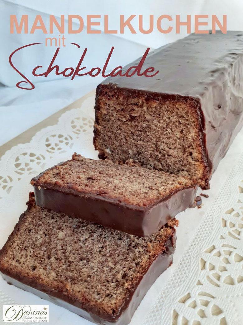 Rehrücken Kuchen etwas anders - in rechteckiger Form