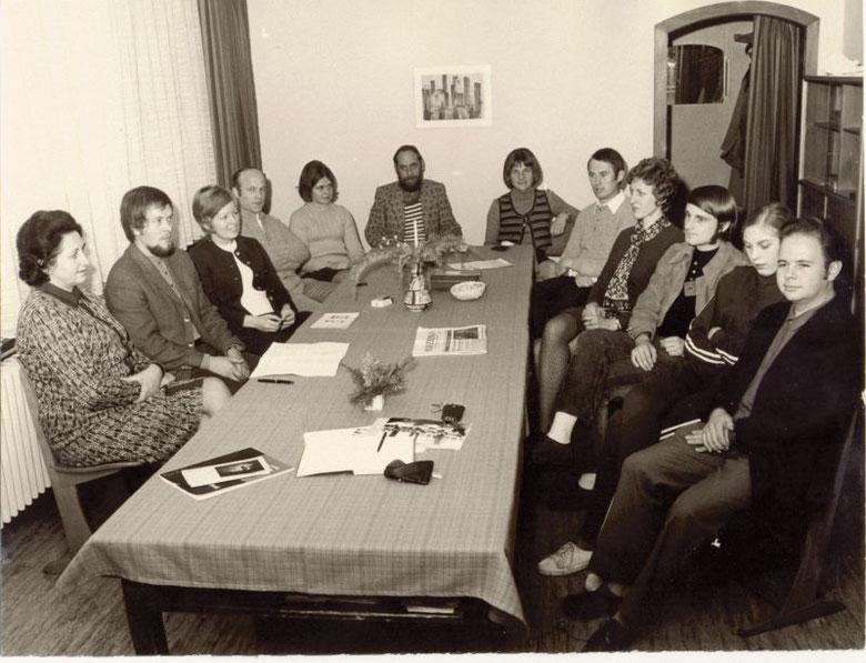 Papenburg Kollegium 1971