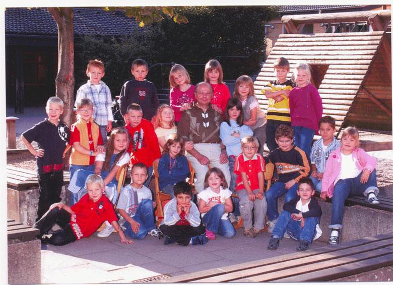 Eschershausen Klasse 1a Schuljahr 2006/07