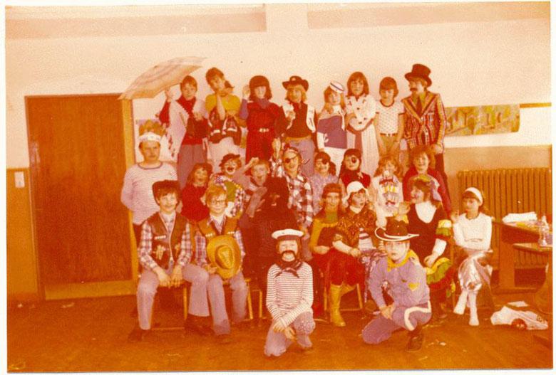 Karneval 4c 1979