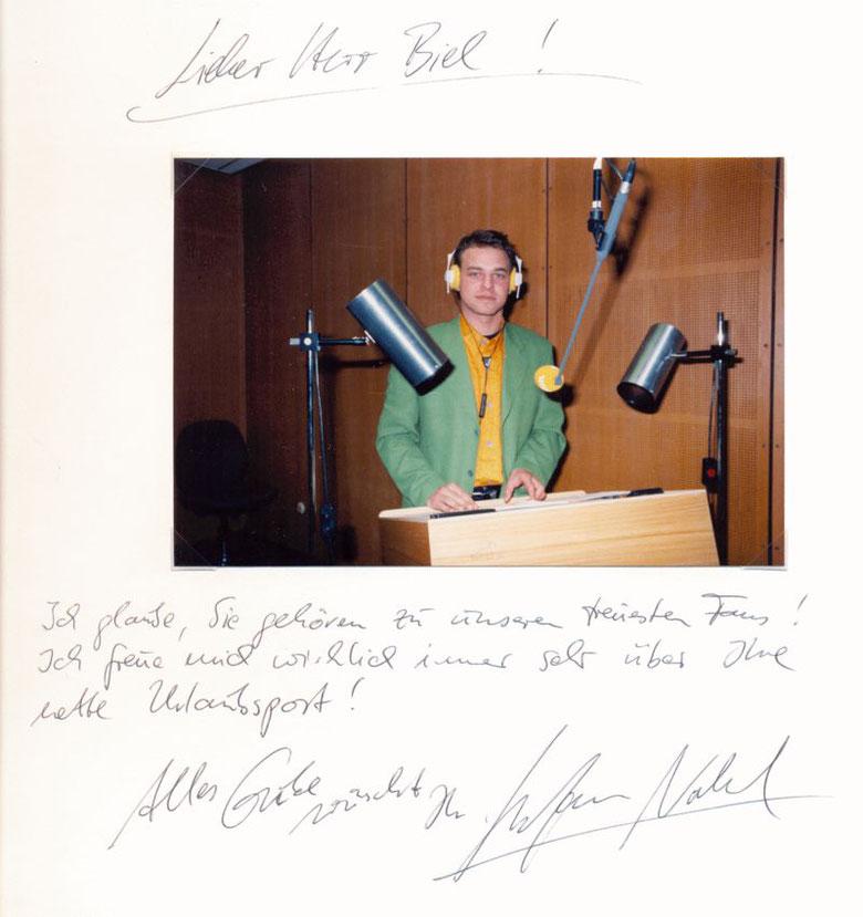 Nr. 52  Stefan Nobel, Hörfunkmoderator