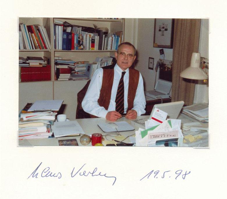 Nr. 44  Dr. Klaus Verhey, Leiter Studio Braunschweig