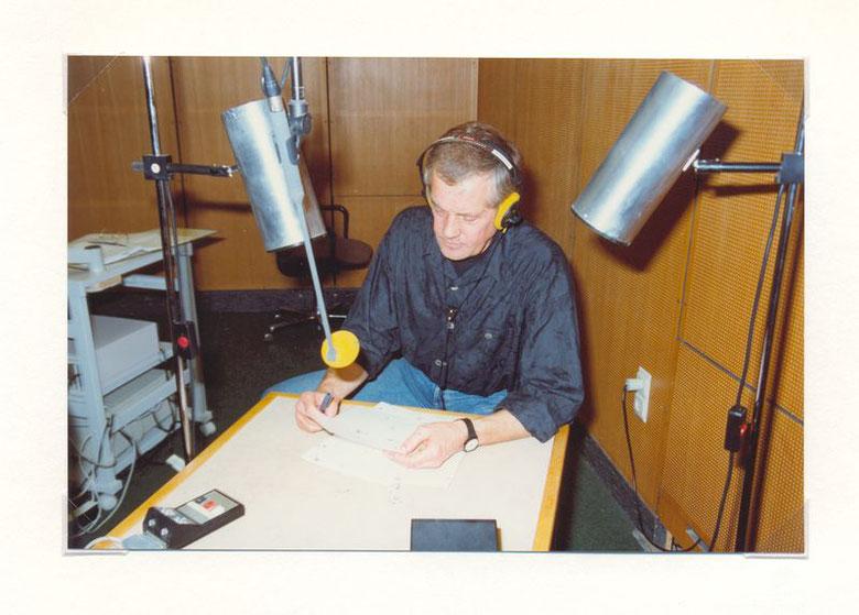 Nr. 37  Peter Franszon, Nachrichtensprecher
