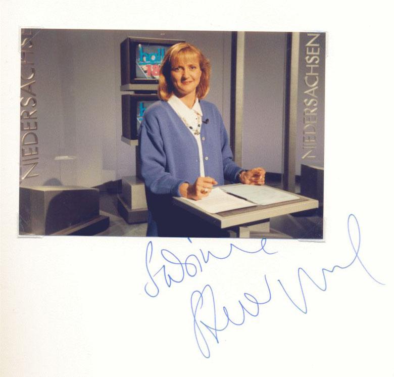 Nr. 50  Sabine Steuernagel, Fernsehredakteurin und -moderatorin