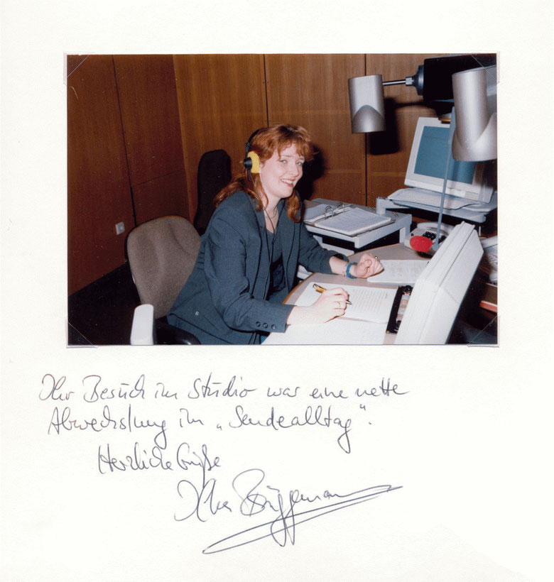 Nr. 56  Dr. Ilka Brüggemann, Hörfunkredakteurin und -moderatorin
