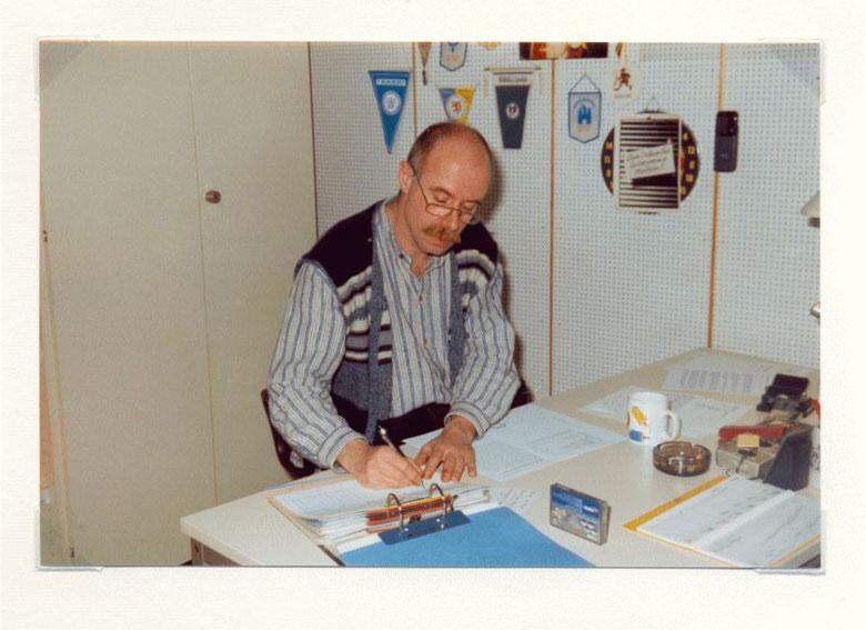 Nr. 46  Norbert Maas, Hörfunkredakteur und -moderator, Studio Braunschweig