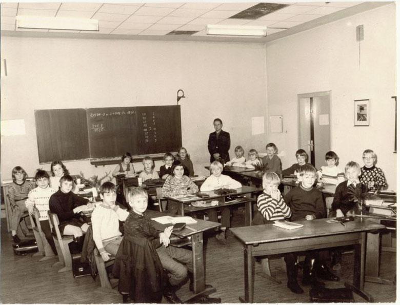 Papenburg Klasse 4c2 Schuljahr 1971/72