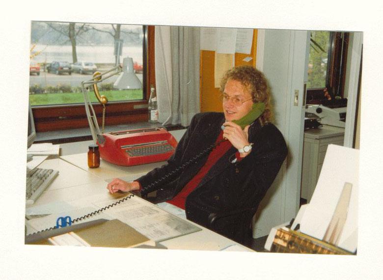 Nr. 28  Stefan Horn, Hörfunk-Redakteur