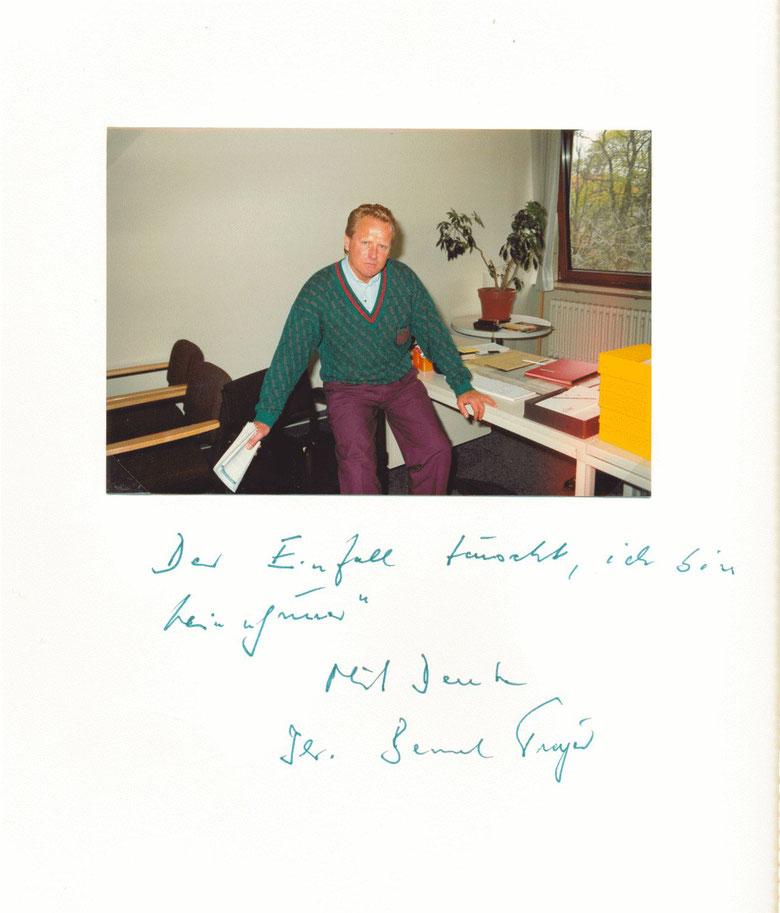 Nr. 30  Bernd Träger, Fernsehen