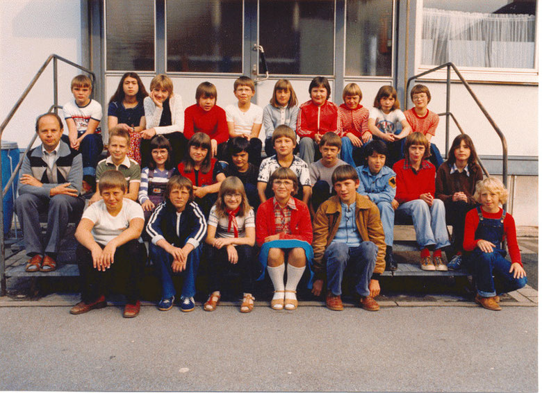 Klasse 4c 1980