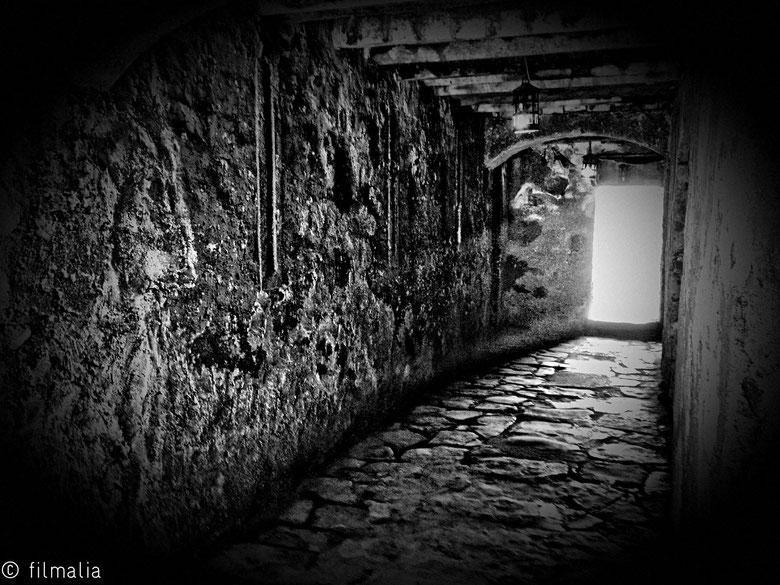 La puerta del no retorno. Esclavos, senegal Isla de Gorée, casa de los esclavos