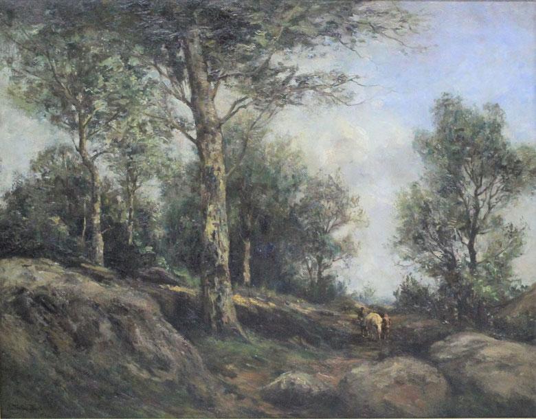 te_koop_aangeboden_een_museaal_schilderij_van_theophile_emile_achille_de_bock_1851-1904_haagse_en_veluwse_school