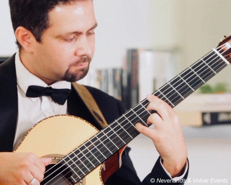 Yoan Fernandez, guitariste, jazz, brésilien, volver events