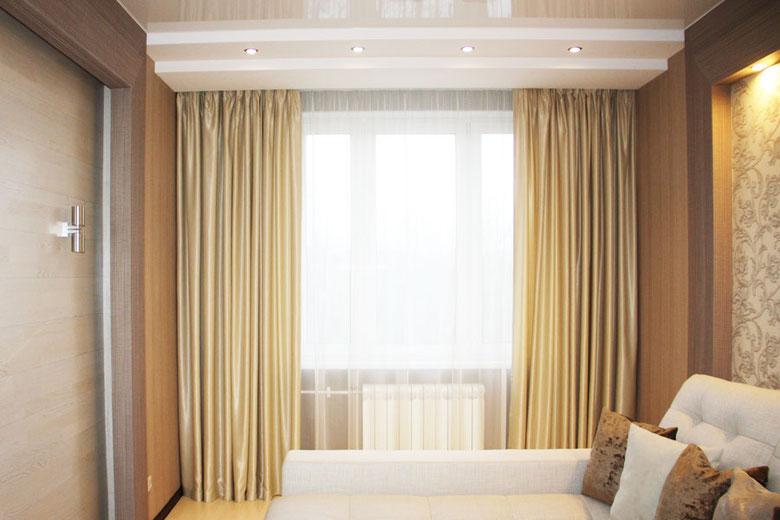 шторы для гостиной на заказ в Пушкино Ивантеевке Королеве Щелково Москве Балашихе