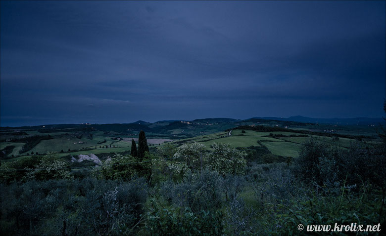 Ночь над Тосканой