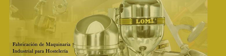 Lomi, fabricación de maquinaria industrial para hostelería