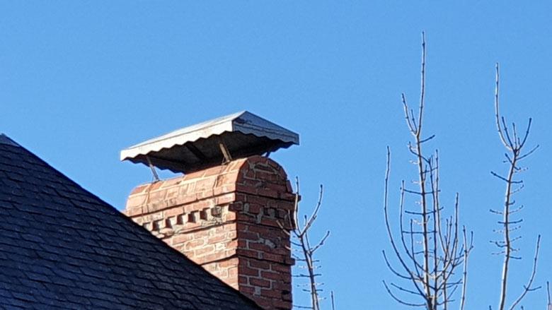 Les toits de Loucrup
