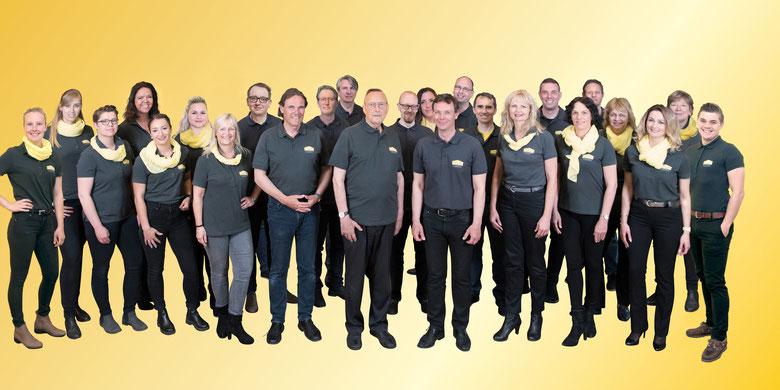 Das Team der Wielant Hoffmann GmbH