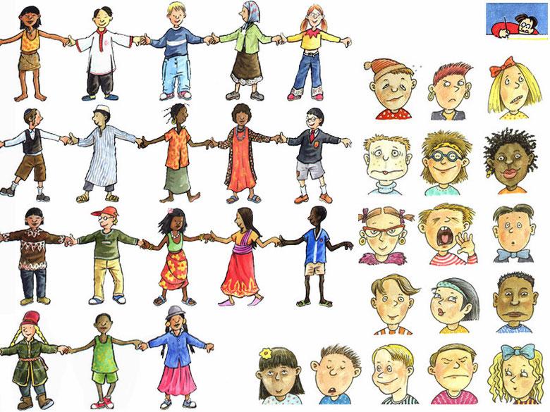 Kinder der Welt - Sailer, Velber