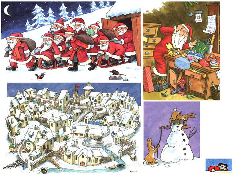 Weihnachtsmix - Esslinger, Sailer, OZ