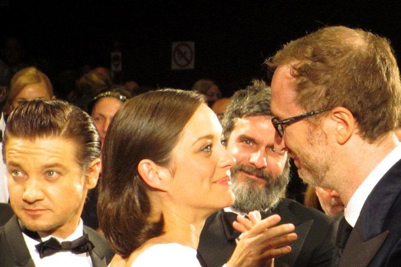 Marion COTILLARD - Festival de Cannes 2013 © Anik COUBLE