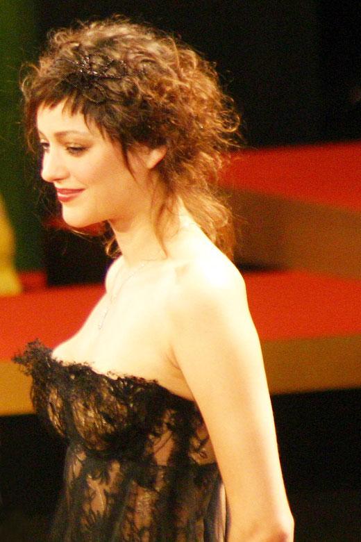 Marion COTILLARD - Festival de Cannes 2006 © Anik COUBLE