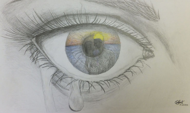 """Am 20.09.2014 """"Deine Augen als Spiegel"""""""