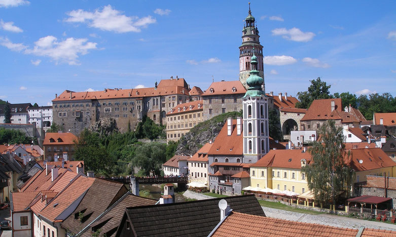 Living in Czech Republic