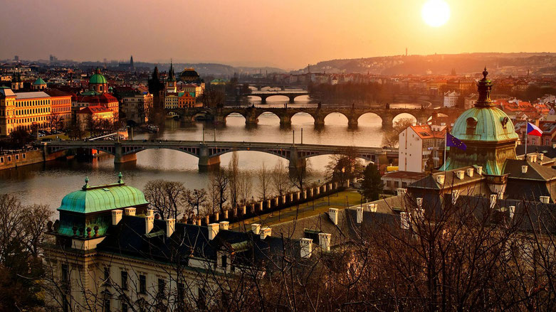 Weekend in Prague