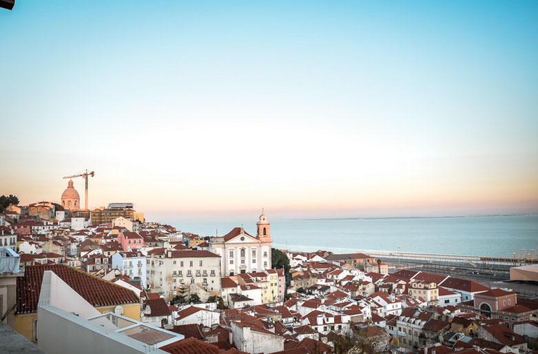 Lissabon, Stadt, Portugal