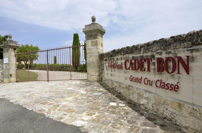 Chateau Cadet Bon, Saint-Emilion