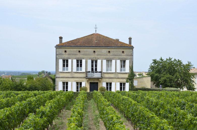 Chateau Villemaurine, Saint-Emilion