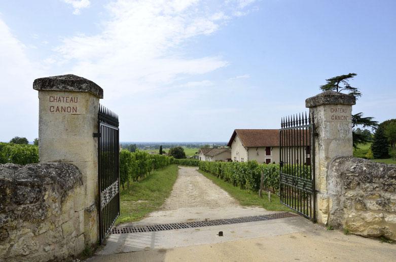 Chateau Canon, Saint-Emilion