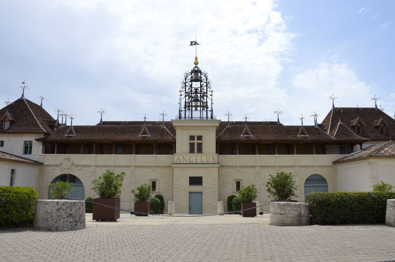 Chateau Angelus, Saint-Emilion