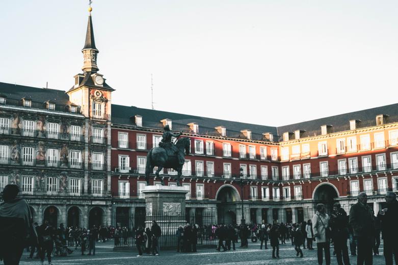 Voyage à vélo en Espagne