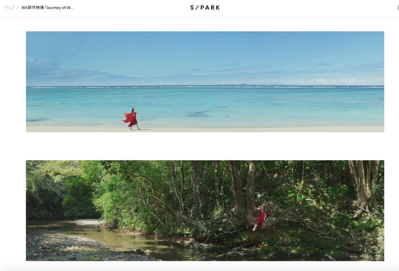 水中モデル 資生堂撮影 沖縄撮影 フリーランスモデル