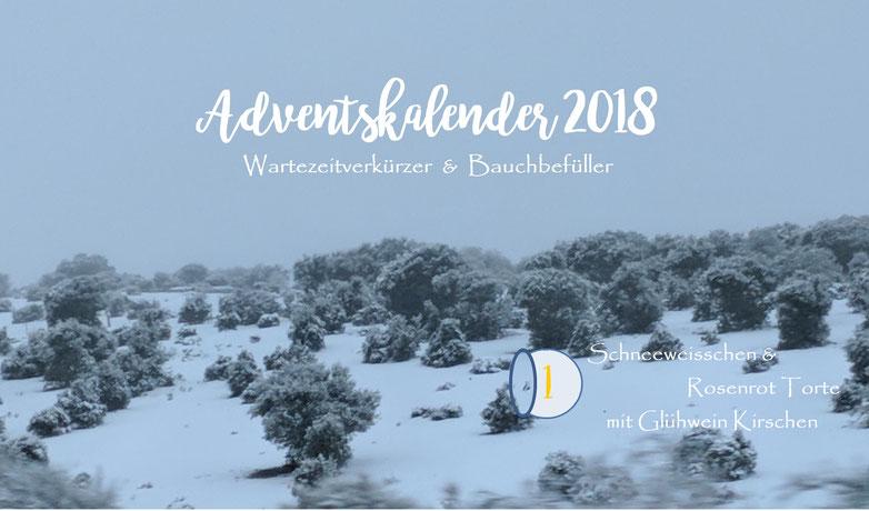 Einfach! Küche! Adventskalender 2018 - 1. Türchen