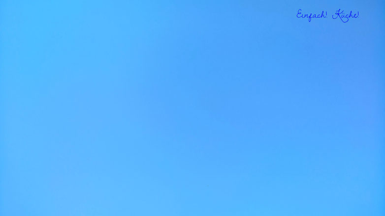 der Himmel über Balaruc les Bais