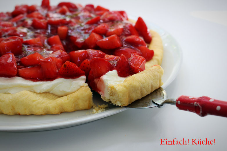 Erdbeer Tarte