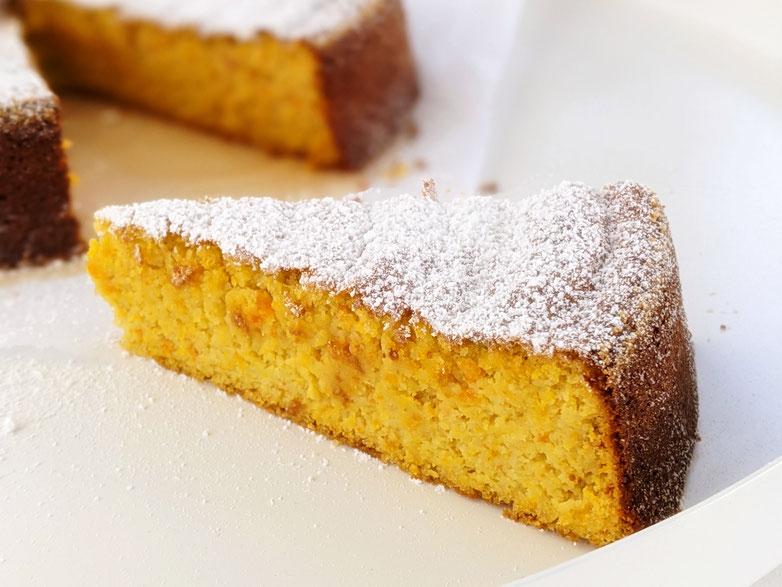 die Essklasse - bolo de laranja - portugisischer Orangenkuchen