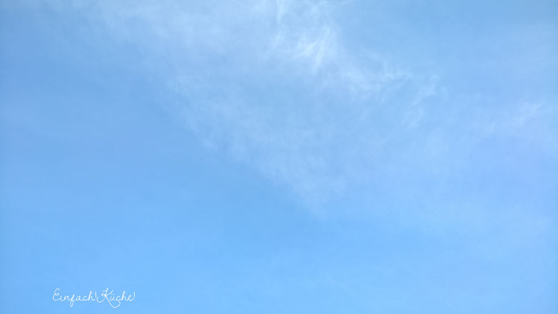 der Himmel über Lyon