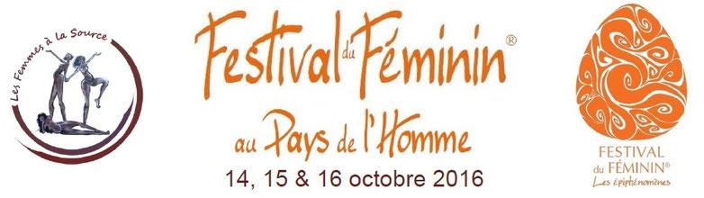 Festival du Féminin au pays de l'Homme