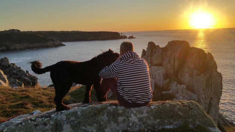 Ferienhaus Hunde erlaubt Maison Dodo Bretagne