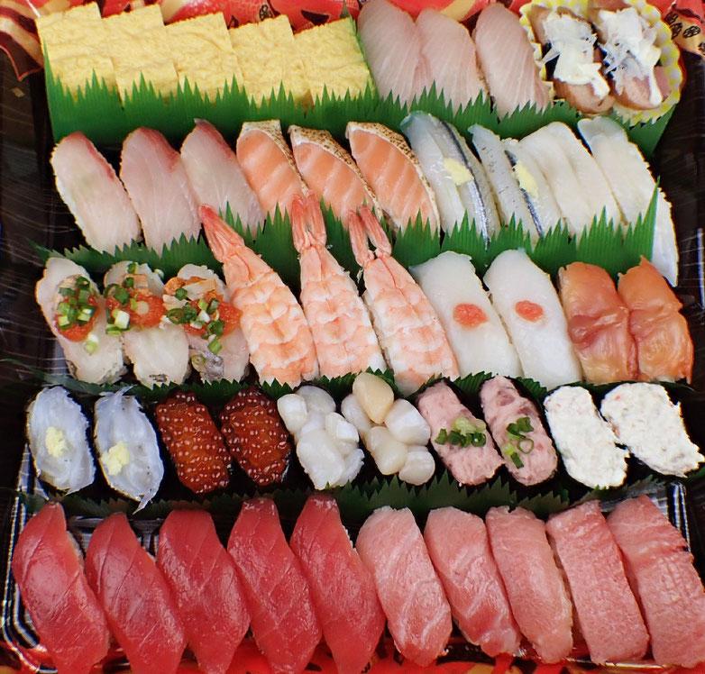 江東区 有明 寿司 出前