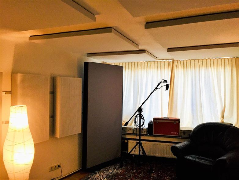 STORIA audio production, Tonstudio Münsterland, Tonstudio Münster, Tonstudio NRW, Raumakustik, CD aufnehmen, Demo-CD, Arrangement, Björn Schlüter, Rock, Pop, Jazz, Klassik, Blasmusik, Neumann, AKG, Mixing, Recording, Aufnehmen, CD produzieren, Orchester