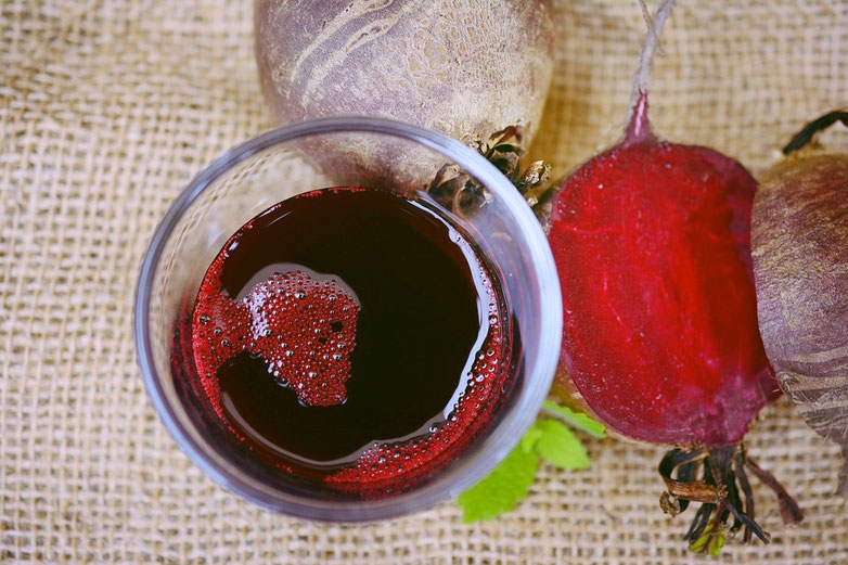 Rote Bete- Saft