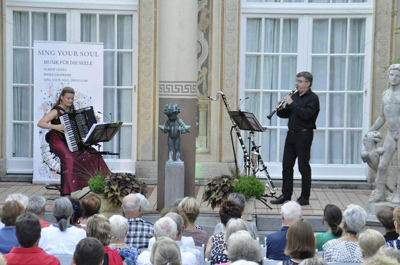 Schmuckhof Bad Kissingen - 2. August 2018