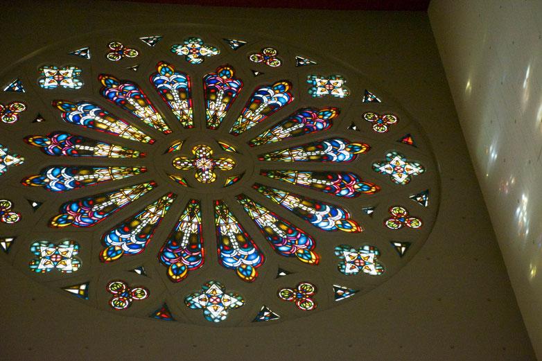 Stille Stunde in unserer Kirche